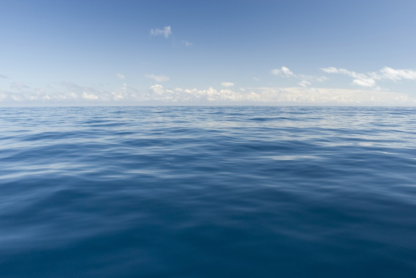 So we may become ocean in the ocean. Photo credit: Freeimages.co.uk
